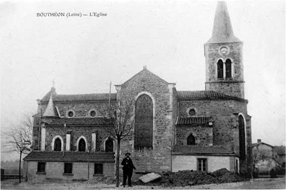 церковь возле замка