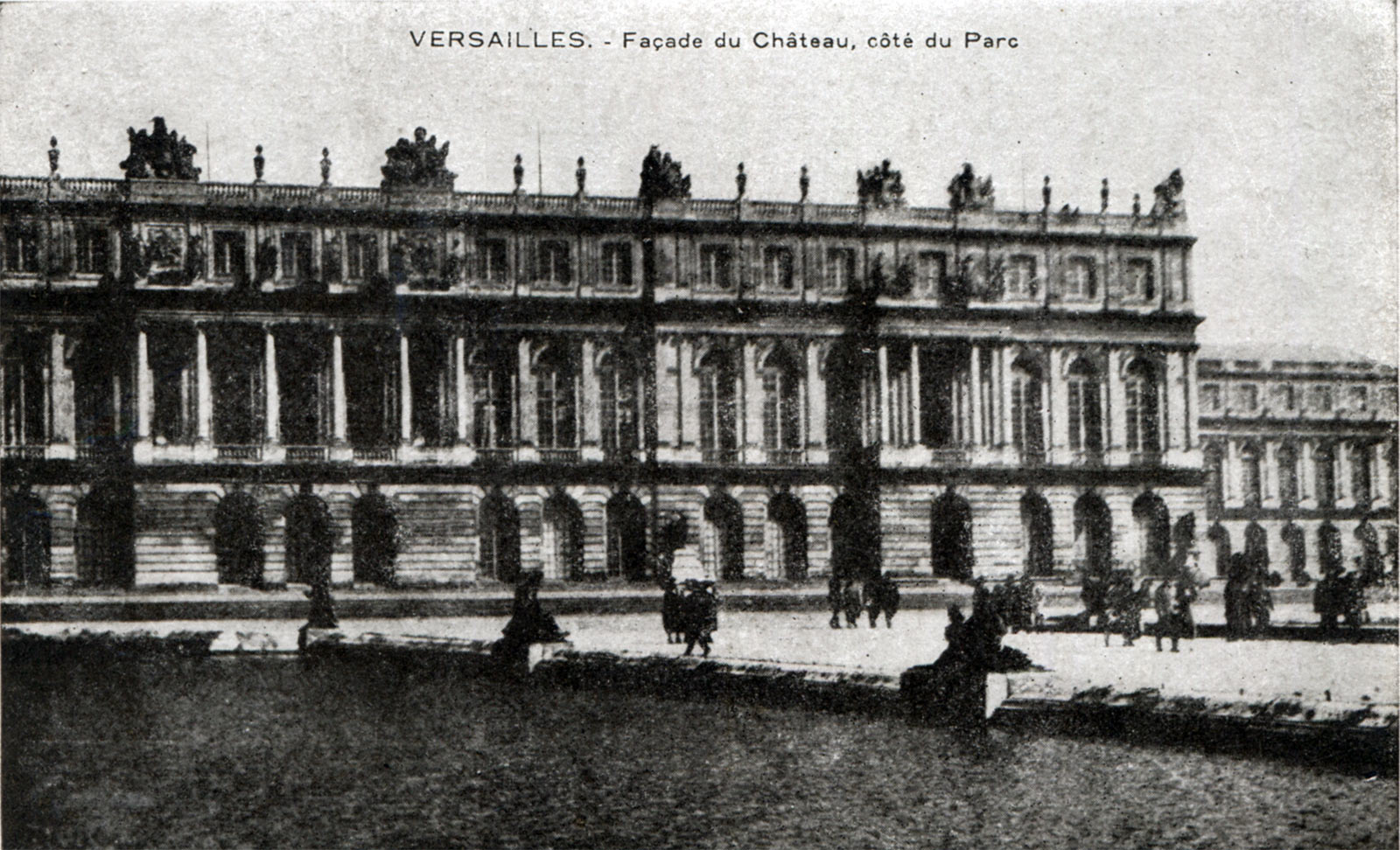 экскурсия по дворцу Версаль и парку