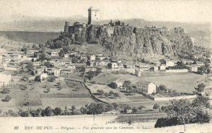 крепости в долине Луары - Полиньяк