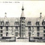 замки Луары - дворец Неверских