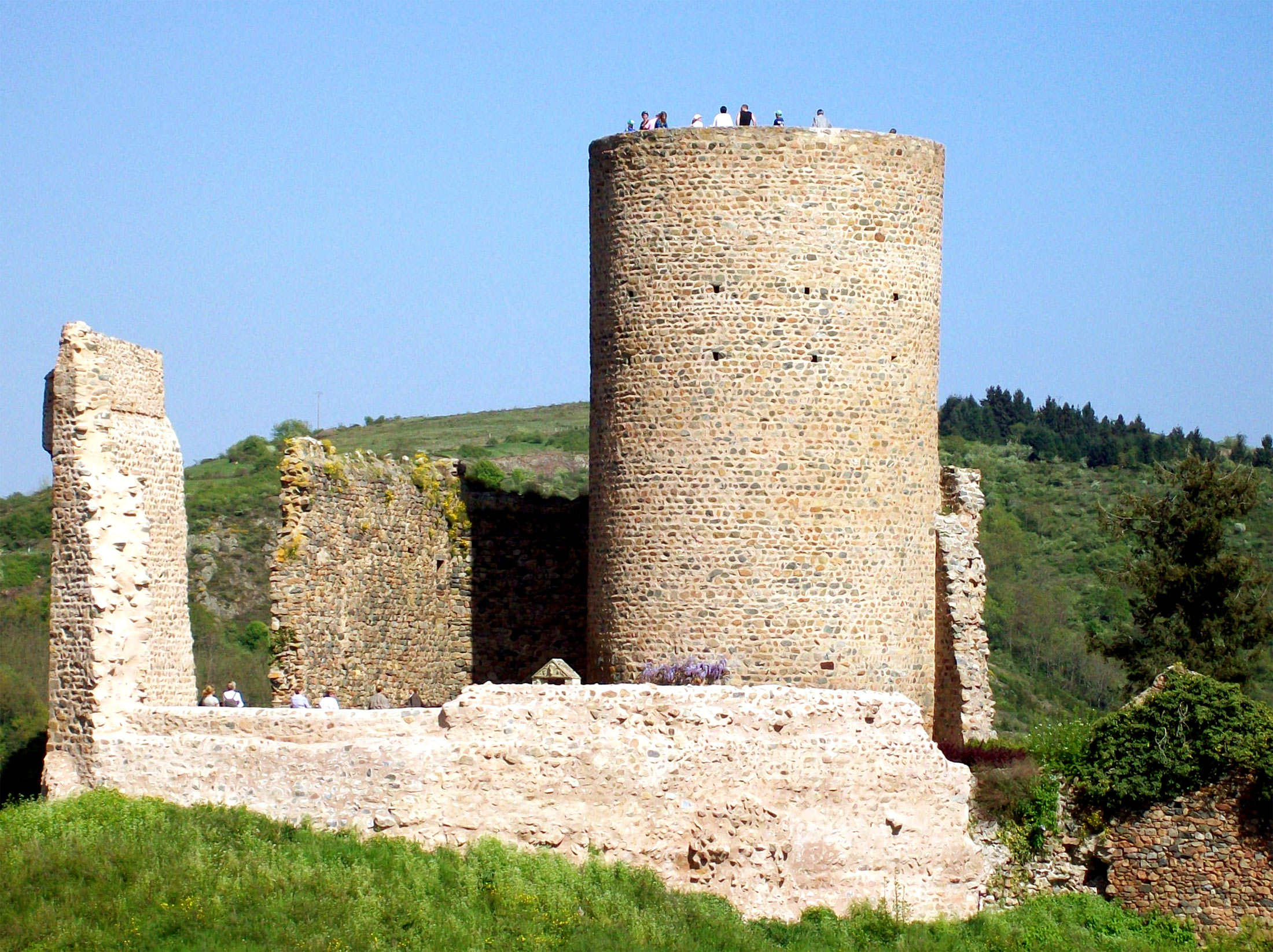 Замок Сен-Морис-сюр-Луар