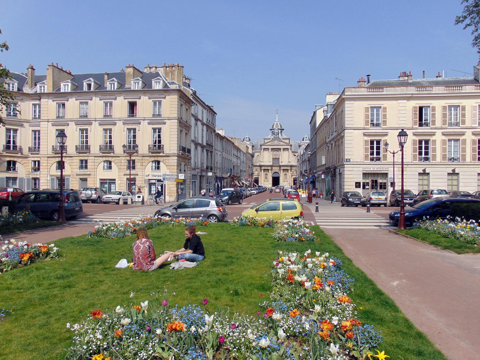 Экскурсия в Версаль, достопримечательности