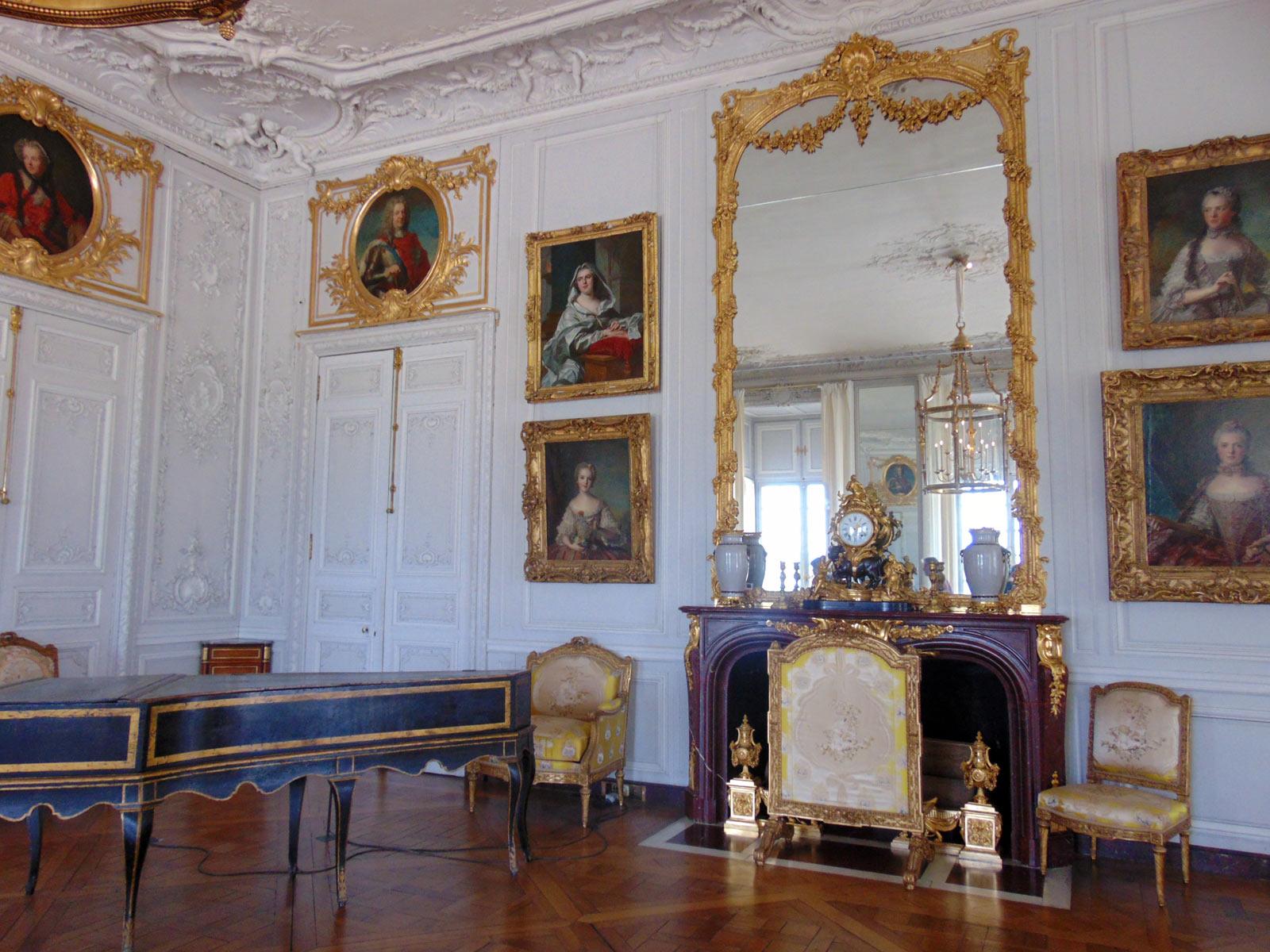 Версаль фото кабинетов в дорце