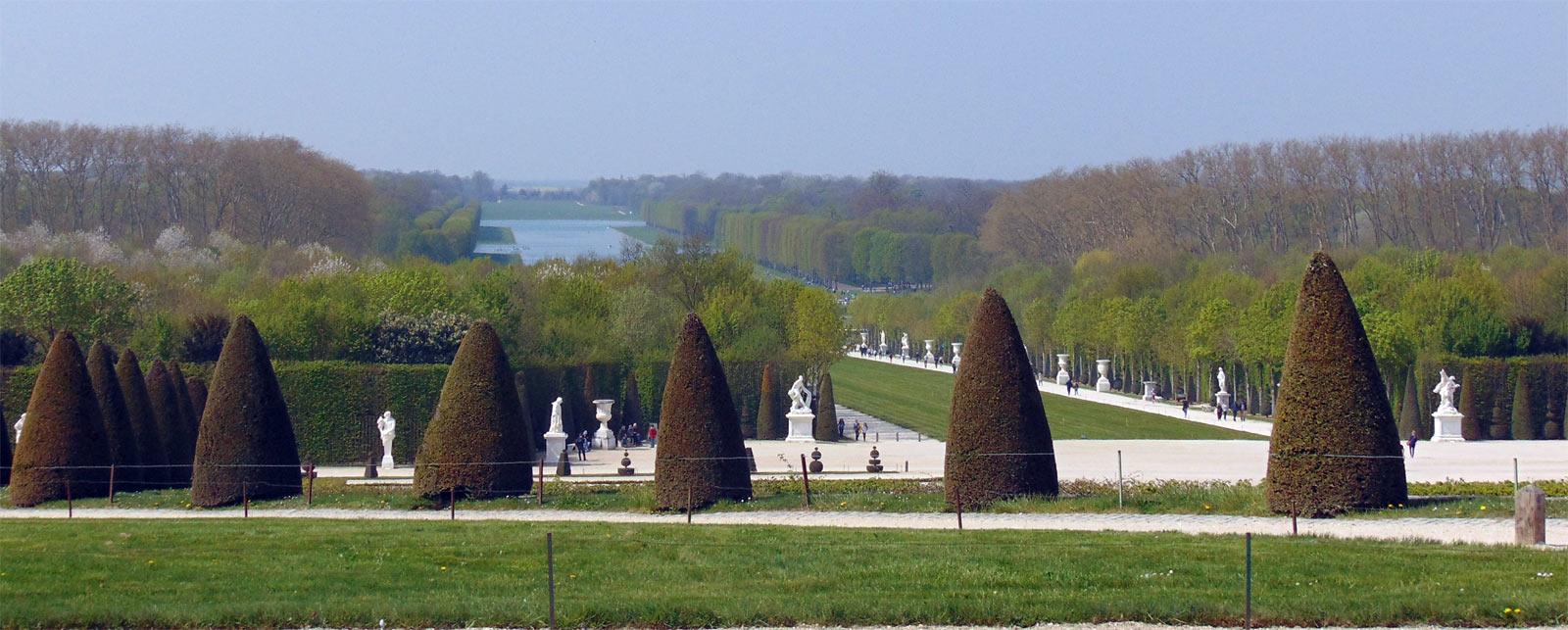 Сады и парки Версаля, фото