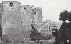 как посетить замок Анже в долине Луары