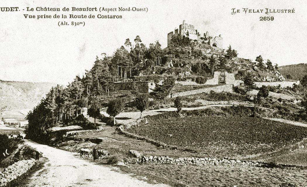 Необычные замки Луары - Бофор