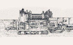 Замки Луары - крепость Брезе и виноделие