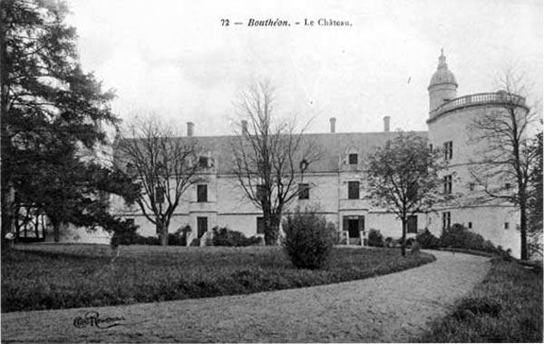 Замки Луары - Бутеон