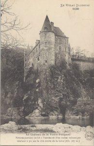 замки Верхней Луары: Лавут-Полиньяк