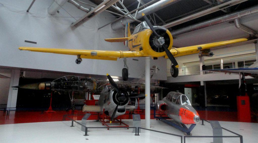 Авиация Франции, музей ле Бурже