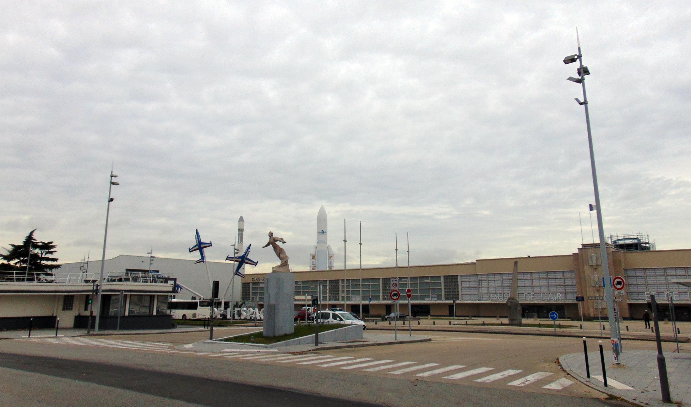 Музей авиации и космонавтики Ле Бурже