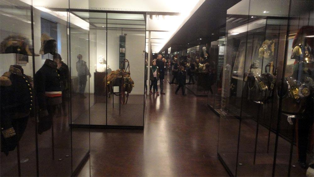 Париж, музей армии, Дом Инвалидов