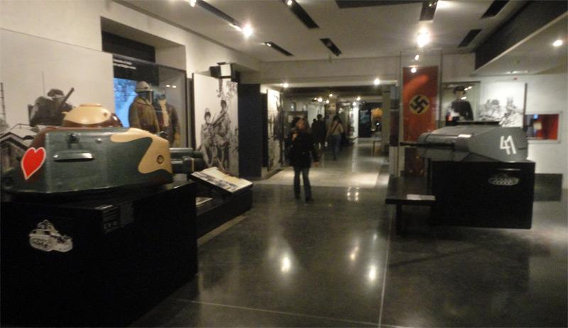 Музей Армии в Париже, вторая мировая война