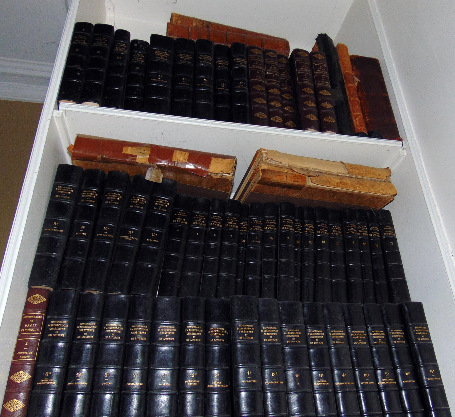 старинные книги, Русский старческий дом на Сент Женевьев де Буа под Парижем