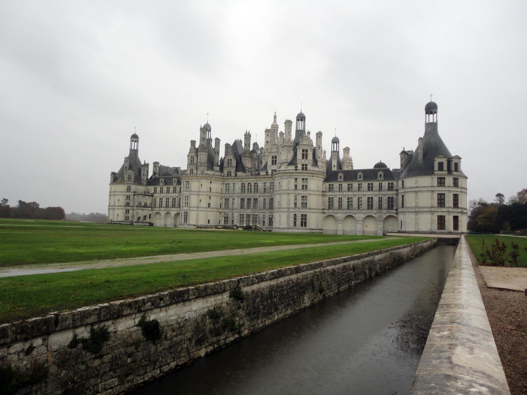 туры по долине Луары и замкам из Парижа