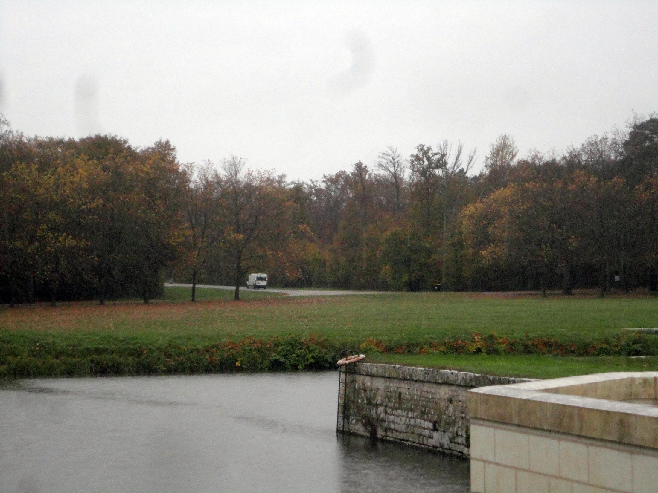экскурсии на русском языке по замкам Луары из Парижа осенью
