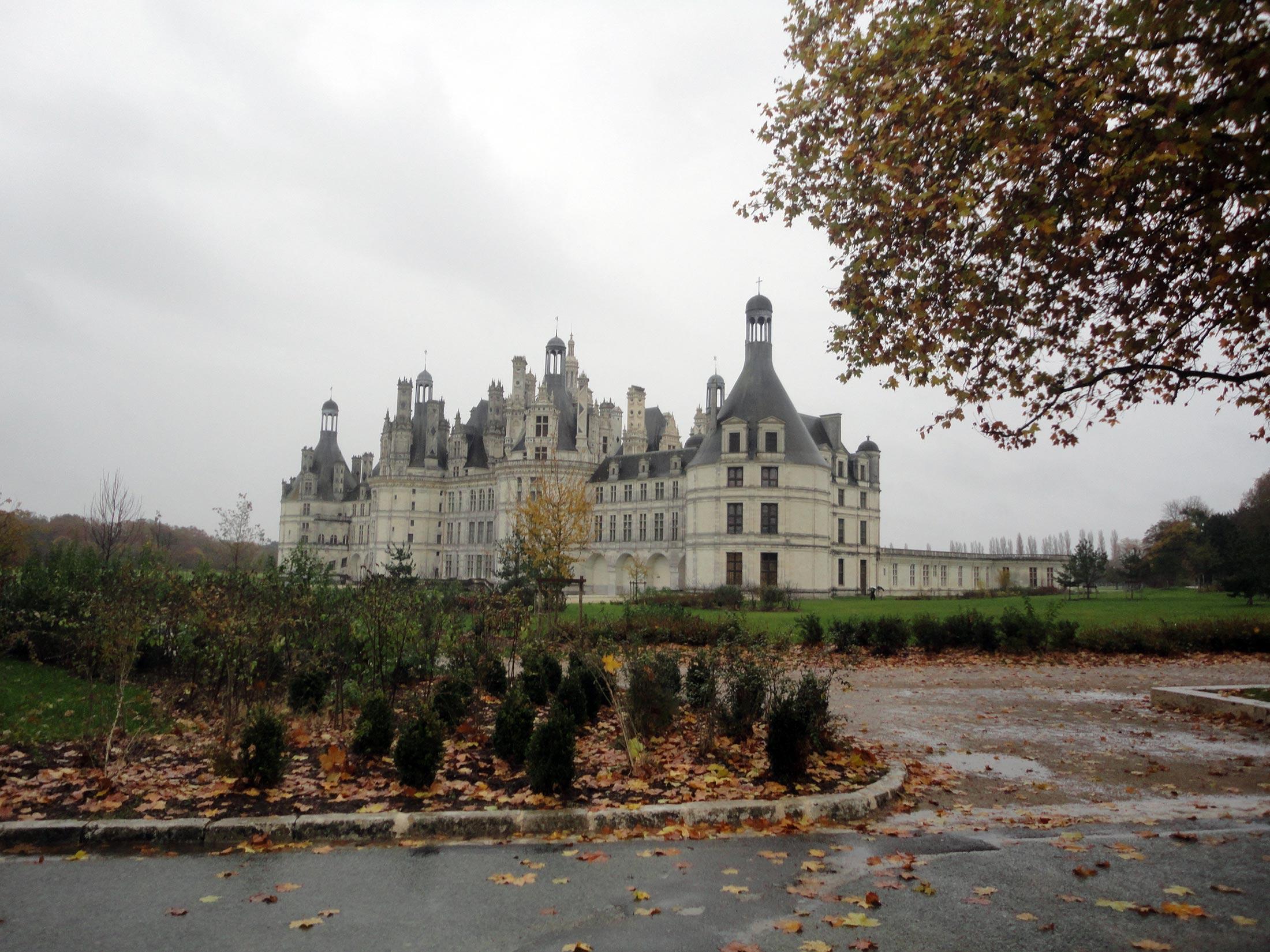 экскурсия по замкам долины Луары из Парижа