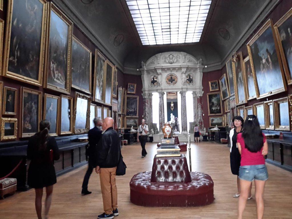 Музей Конде экскурсия из Парижа в Шантийи