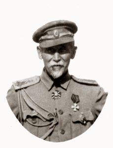 генерал Черячукин Георгиевский кавалер