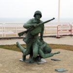 экскурсия по полям сражений в Нормандии