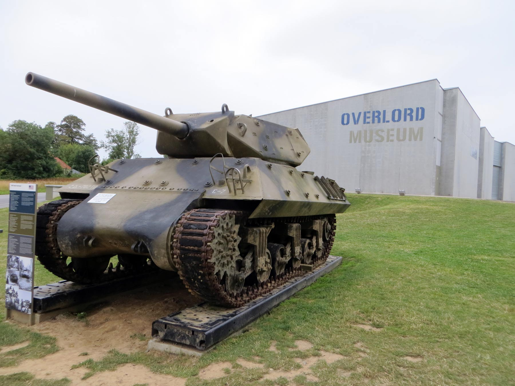 тур в Нормандию по местам сражений