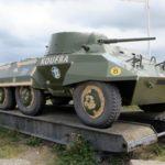 Военная техника в Нормандии