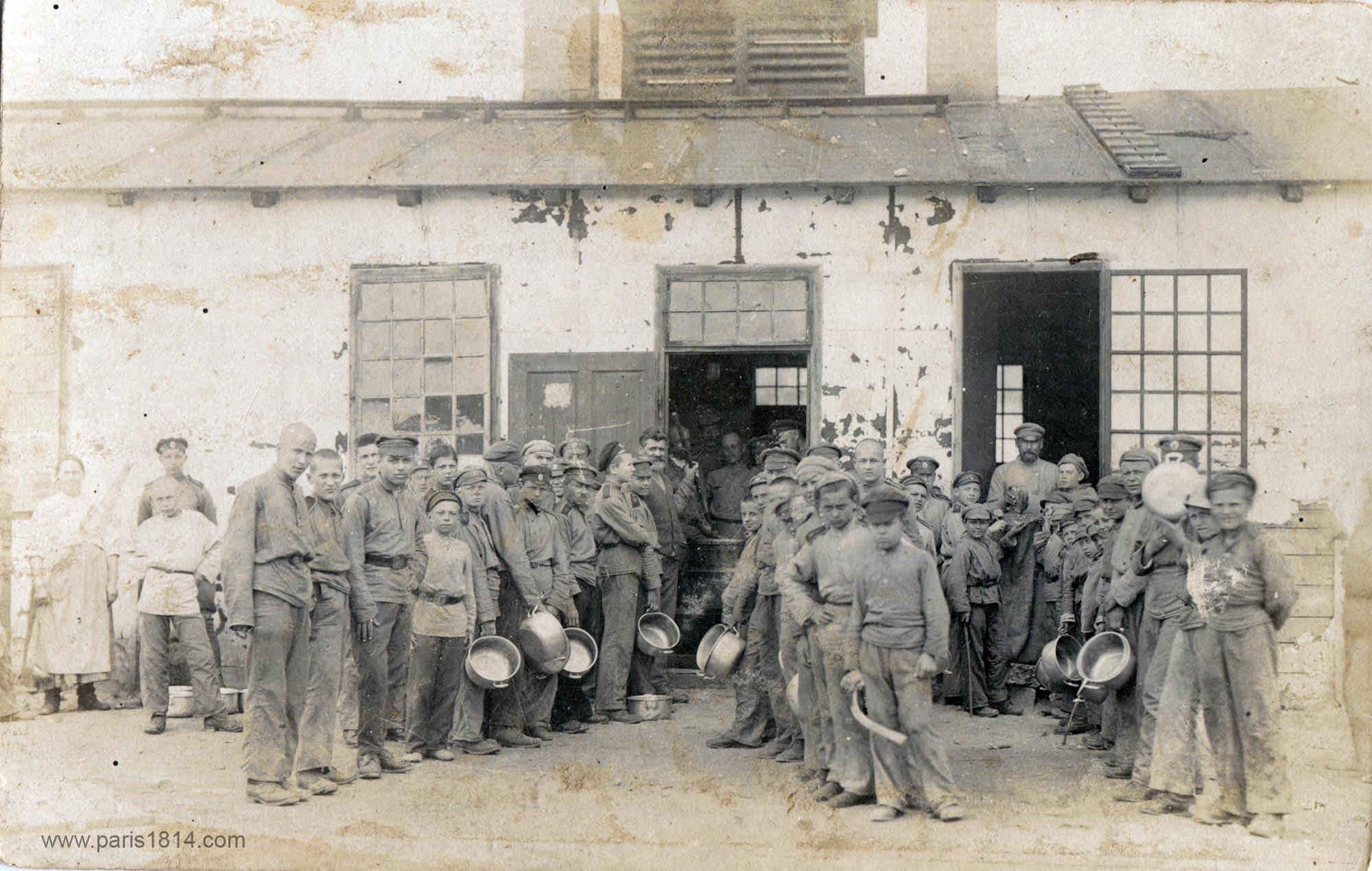 донской кадетский корпус в 1921 году