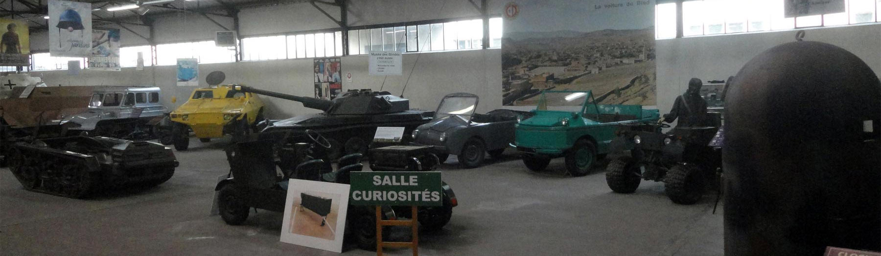 достопримечательности танкового музея