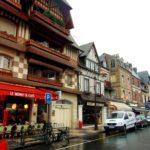 экскурсия из Парижа в сентябре в Довиль