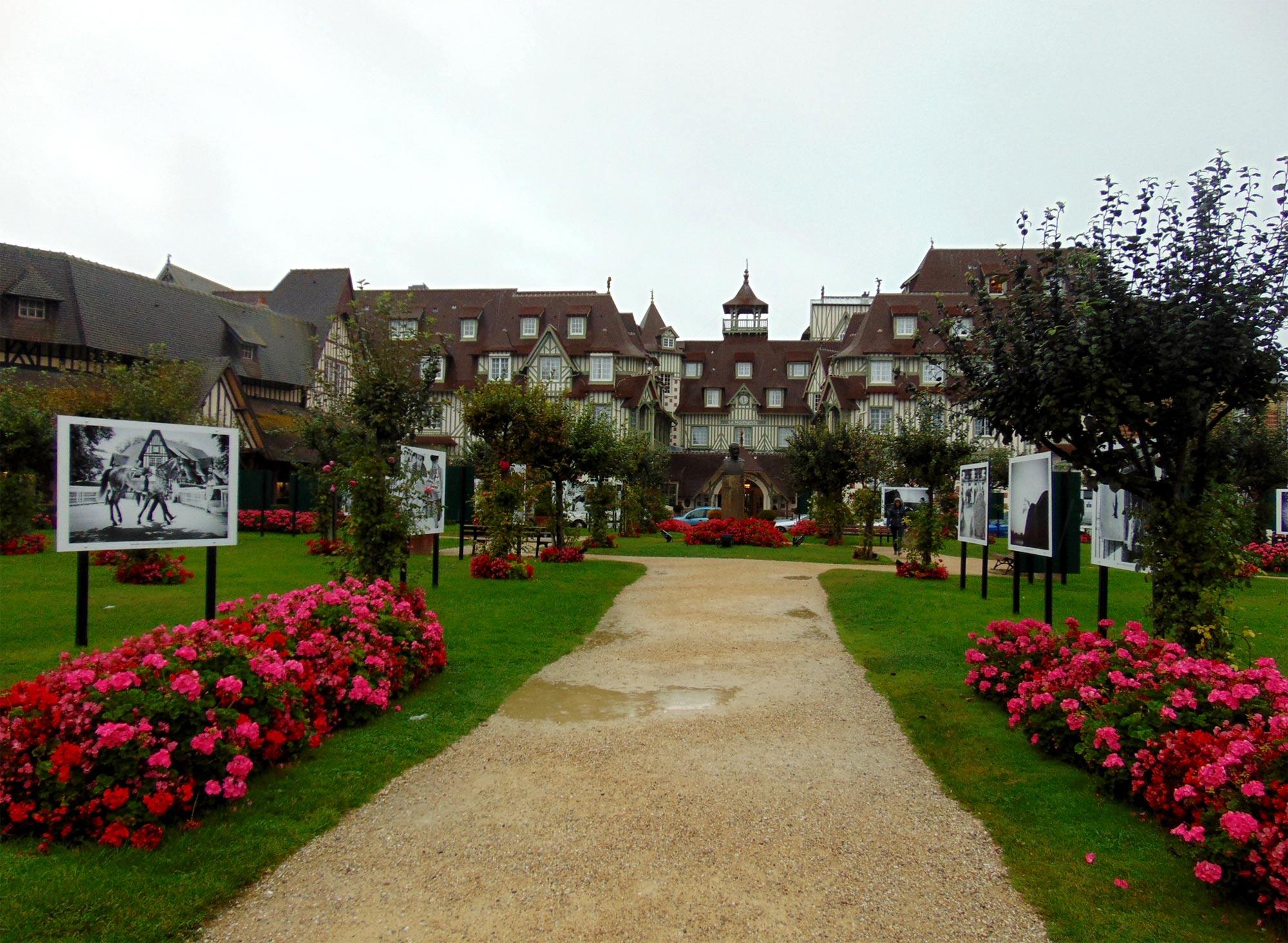 красивые места в Нормандии