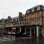 знаменитые отели в Нормандии