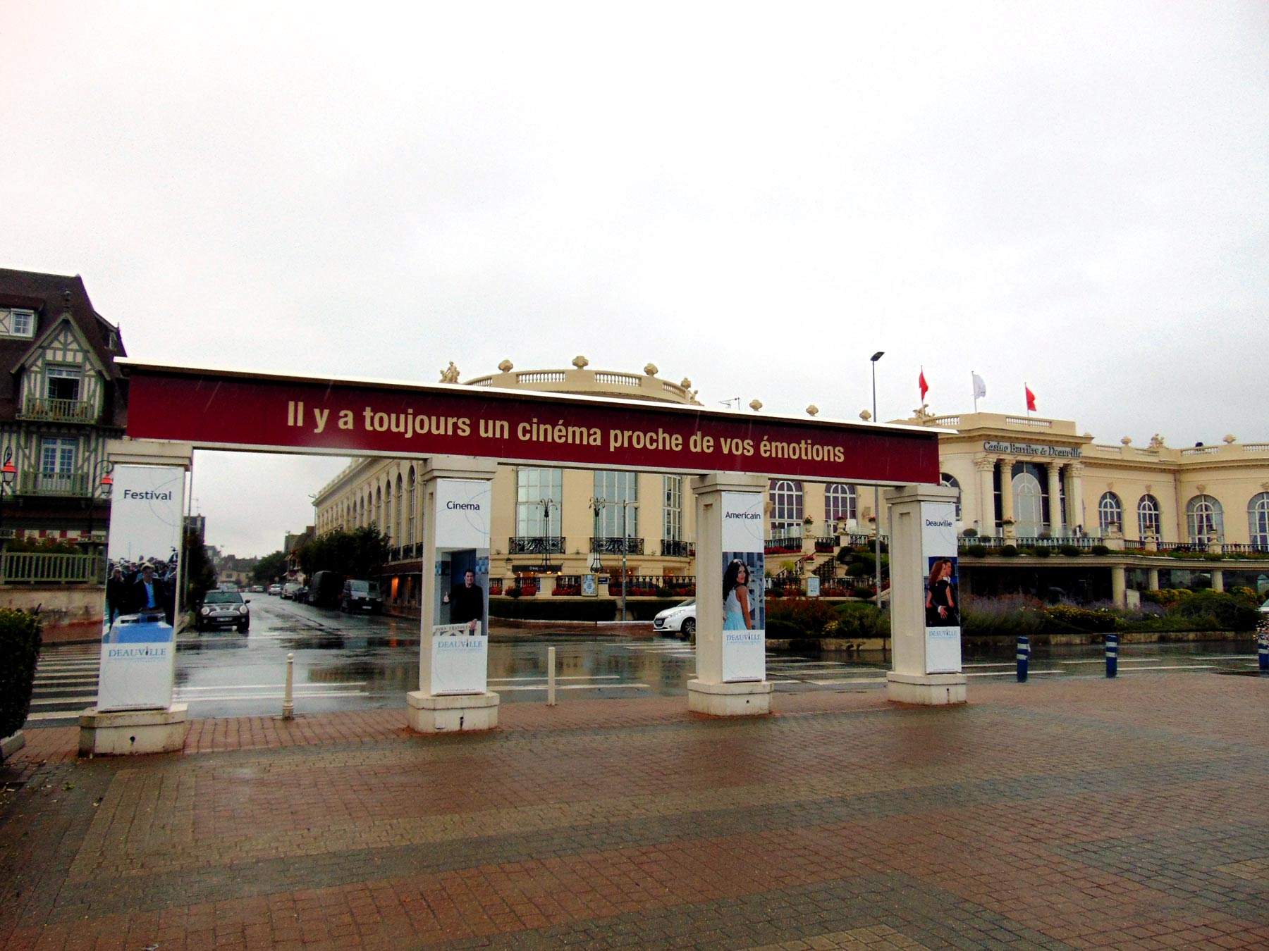 кинофестивали в Довиле экскурсия из Парижа