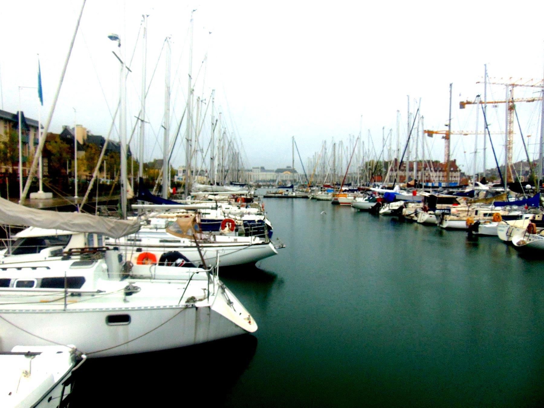 экскурсия в Нормандию яхты Довиля