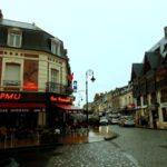 экскурсия в Довиль Нормандия осень