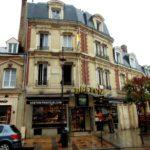трактиры и рестораны в Нормандии