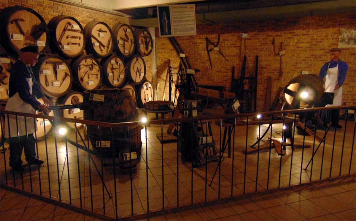 экскурсия по Дому Шампансого де Кастеллан в Эперне