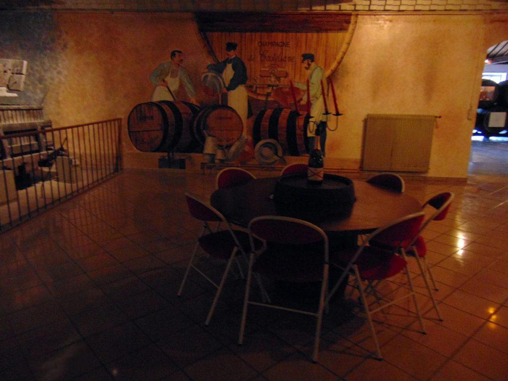 Эперне Музей шампанского и дегустации