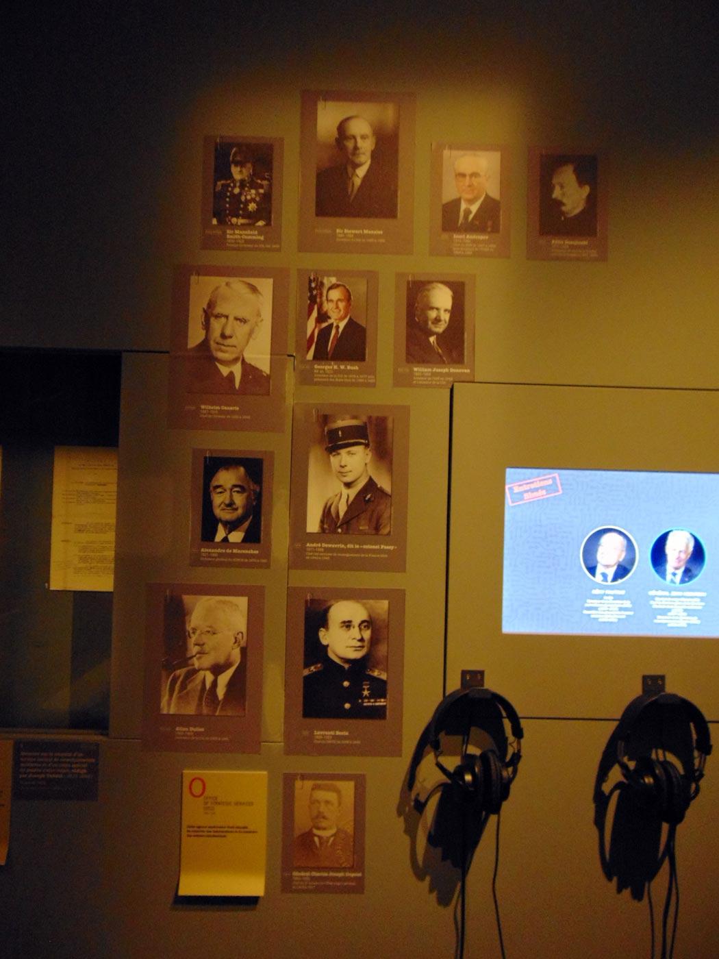 выставка ЦРУ НКВД КГБ