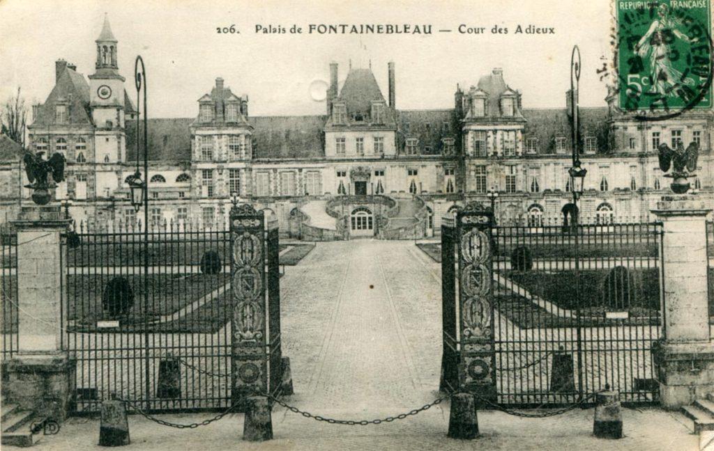 экскурсия в Фонтенбло из Парижа с гидом