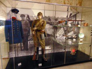 Музеи Шампани - форт Помпель