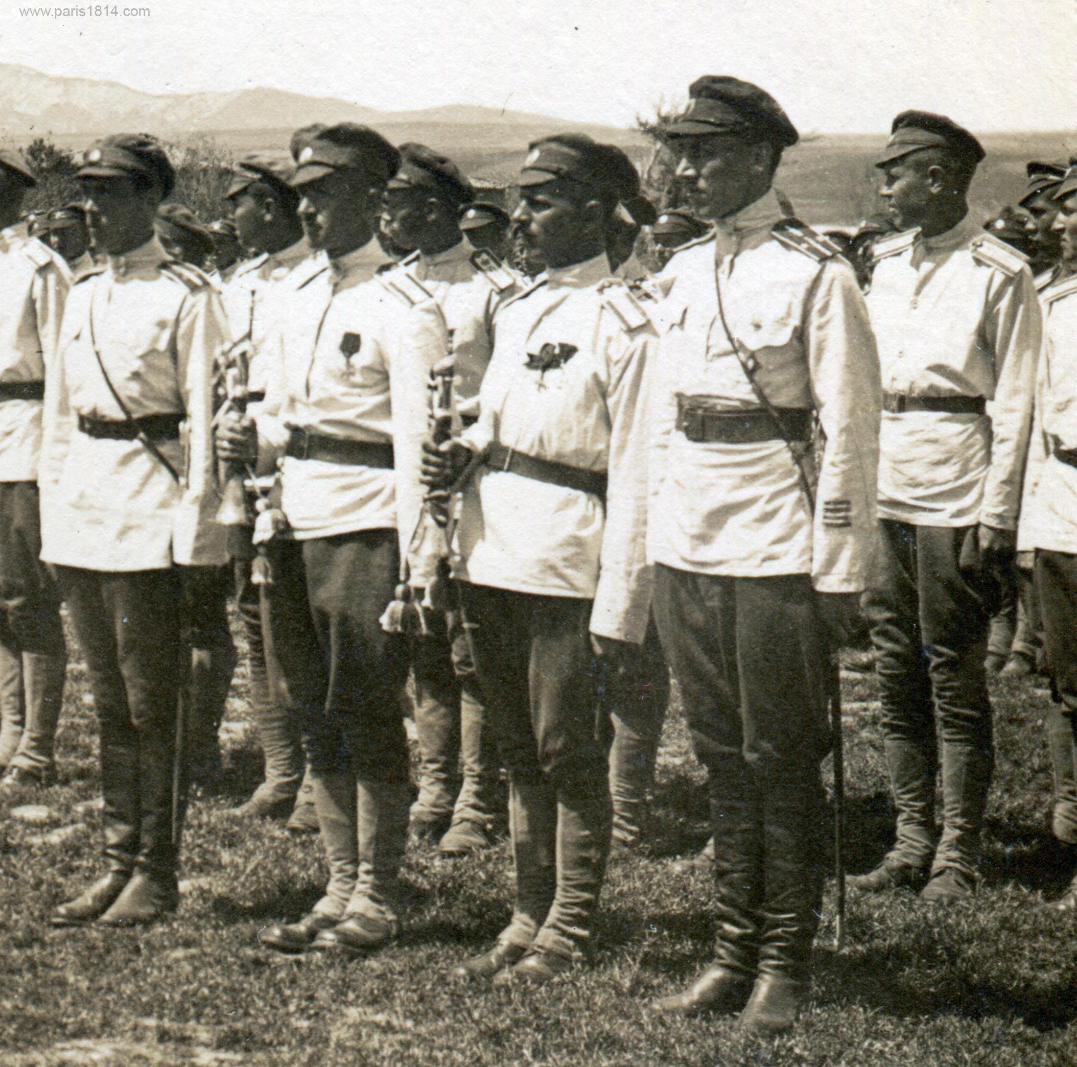 Николаевские серебряные трубы Галлиполи