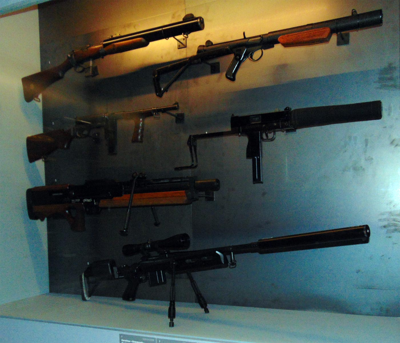 снайперские винтовки с ПБС