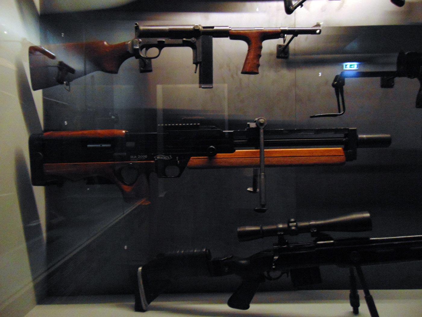 снайперская винтовка Walther