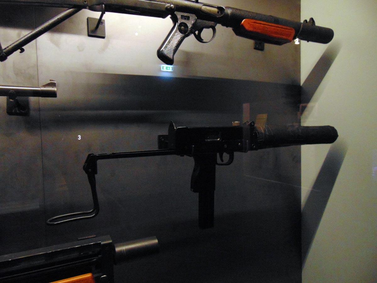 пистолет-пулемет Ingram Mac 10