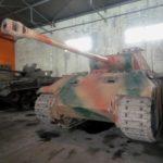 немецкие танки второй мировой войны T-V Пантера