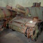 реставрация военной техники Второй Мировой войны в танковом музее