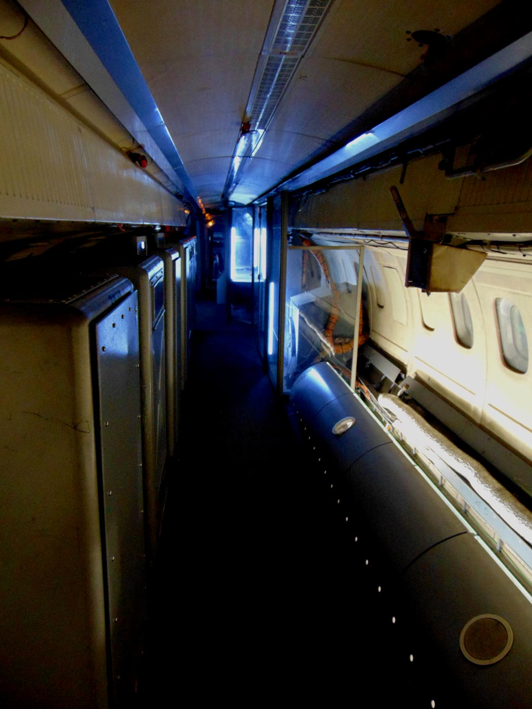 музей авиации и космонавтики под Парижем, зал Конкорд