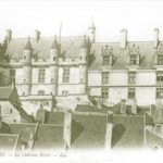 замки Луары Лош, дворец
