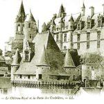 Замки долины Луары - Лош. Дворец