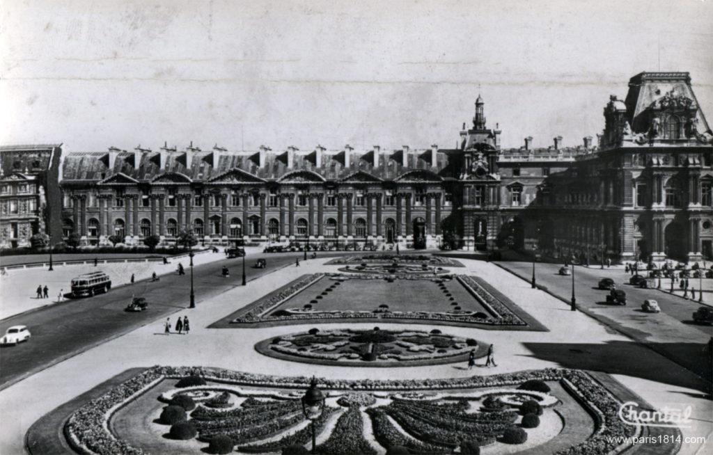 Музей Лувр, дворец и сады